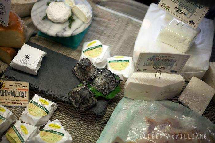 Crazy Cheeses