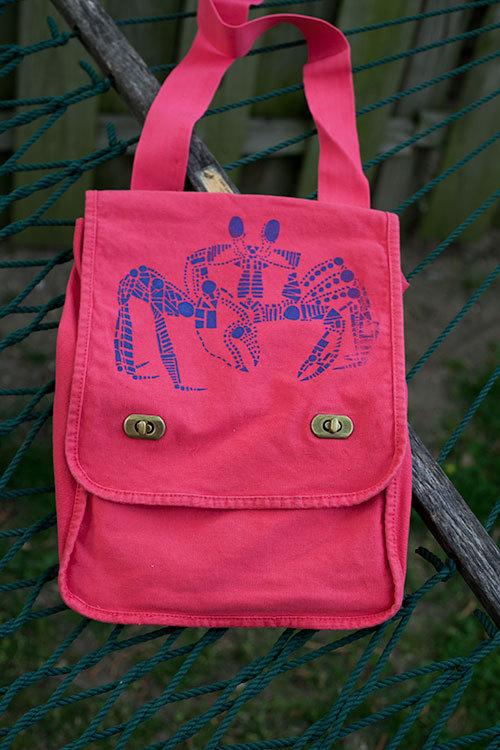 Beach Crab Bag!
