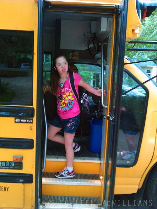 School Bus Brat