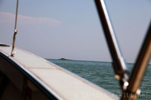 Boat Ride on the Chesapeake